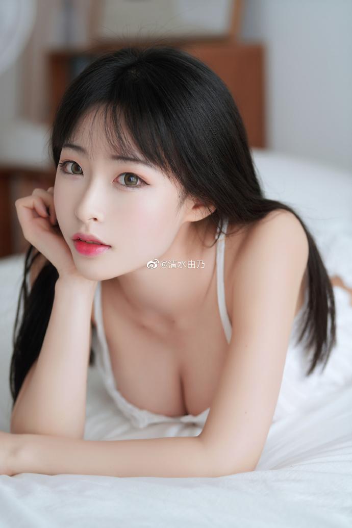 妹子圖@清水由乃 S9最美應援尤物女主播 妹子圖 熱圖3