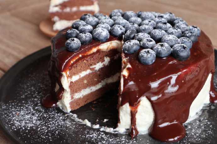 看起来很美味的蛋糕图片