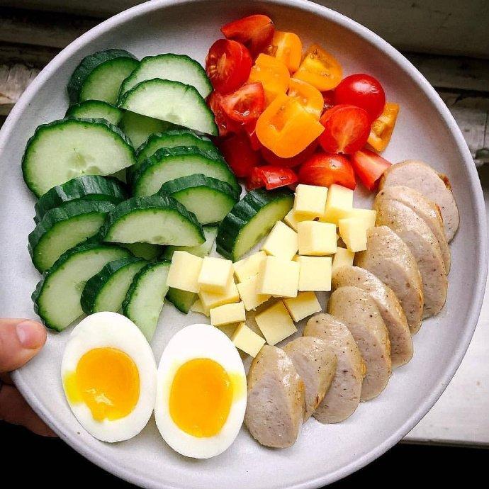 牛油果少女早安减肥餐图片