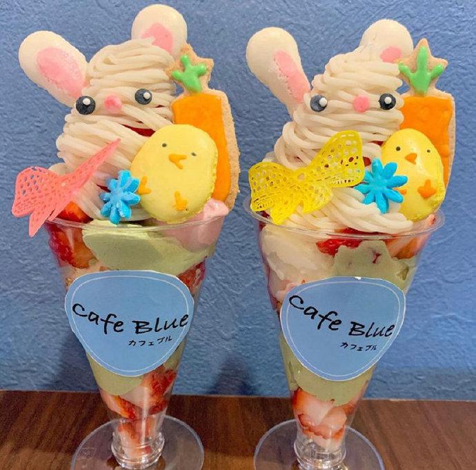 好看又好吃的冰淇淋图片