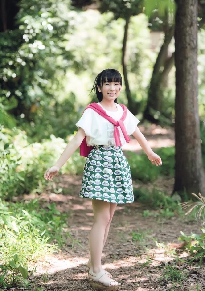 「AKB48」14岁的半熟少女 矢吹奈子