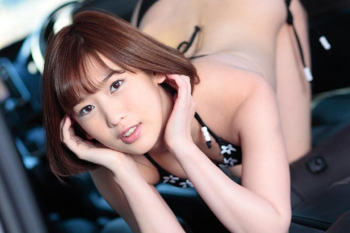 五官清秀惹人爱的俏丽美少女 夏目花实