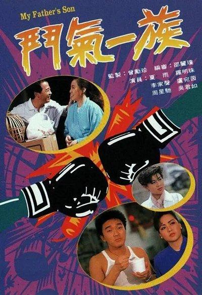 斗气一族粤语(香港剧)