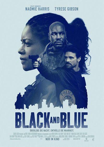 蓝与黑(动作片)
