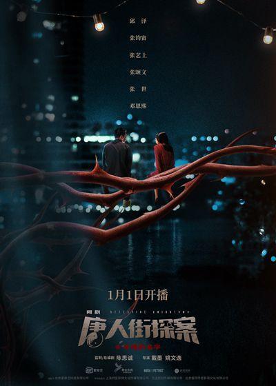 唐人街探案网剧(国产剧)