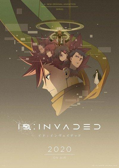 异度入侵ID-INVADED(动漫)