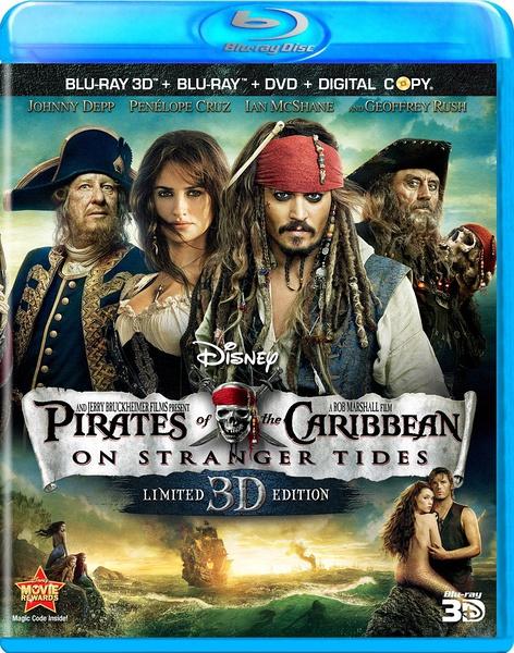 2011美国奇幻电影《 加勒比海盗4:惊涛怪浪》HD1080P 高清下载