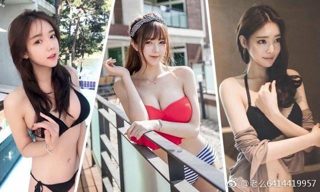 尽显好身材:2017年度最受欢迎的十大韩国网红女神