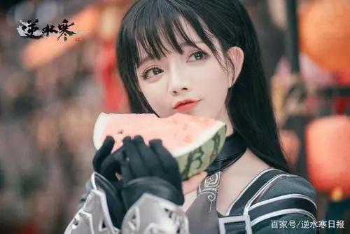 """Cosplay、二次元号称""""中国第一萝莉"""