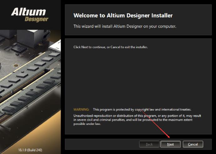 Altium Designer(AD18破解版) 18.1.9下载安装和图文激活教程