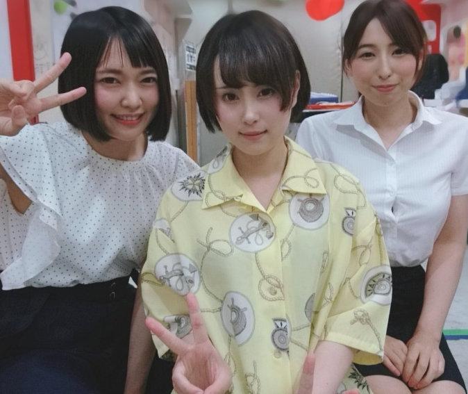2019年8月出道大型新人吉罔明日海:新加入SOD女子社员的美成员!