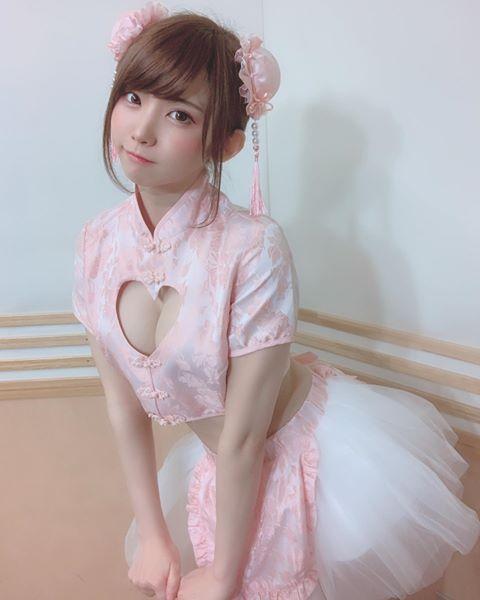 【金源娱乐】超可爱的Cosplay美女Enako!