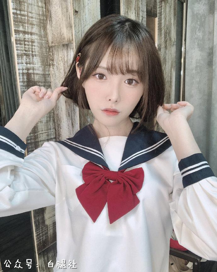 2019年11月出道大型新人高冈美铃介绍:超可爱的洛丽塔拥有极致好身材