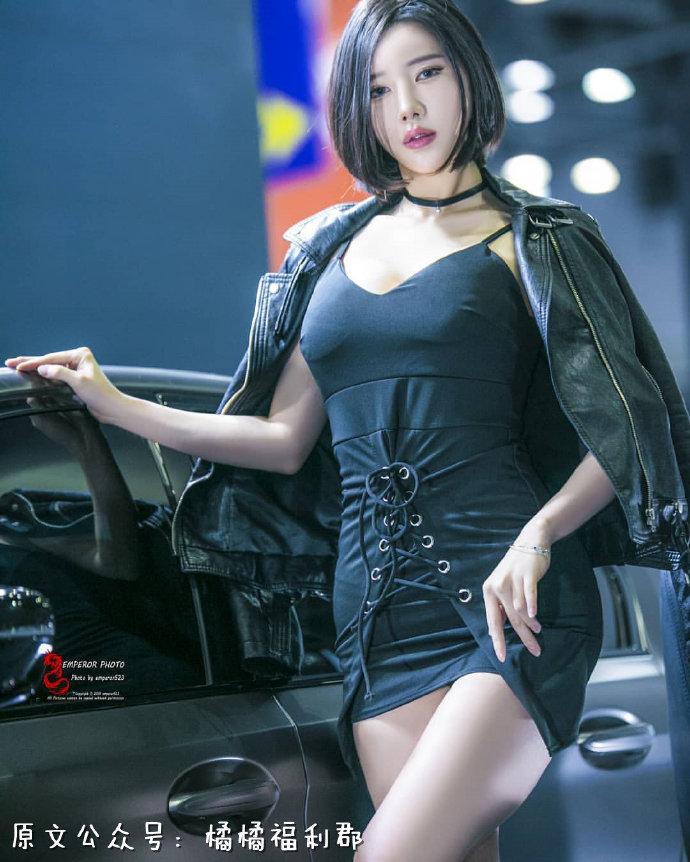 【金源平台ins美女】韩国高颜值车模小姐姐宋珠儿的英雄联盟九尾妖狐COS