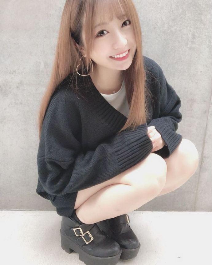 【ins好看的小姐姐】来自日本的超可爱小姐姐元气满满!
