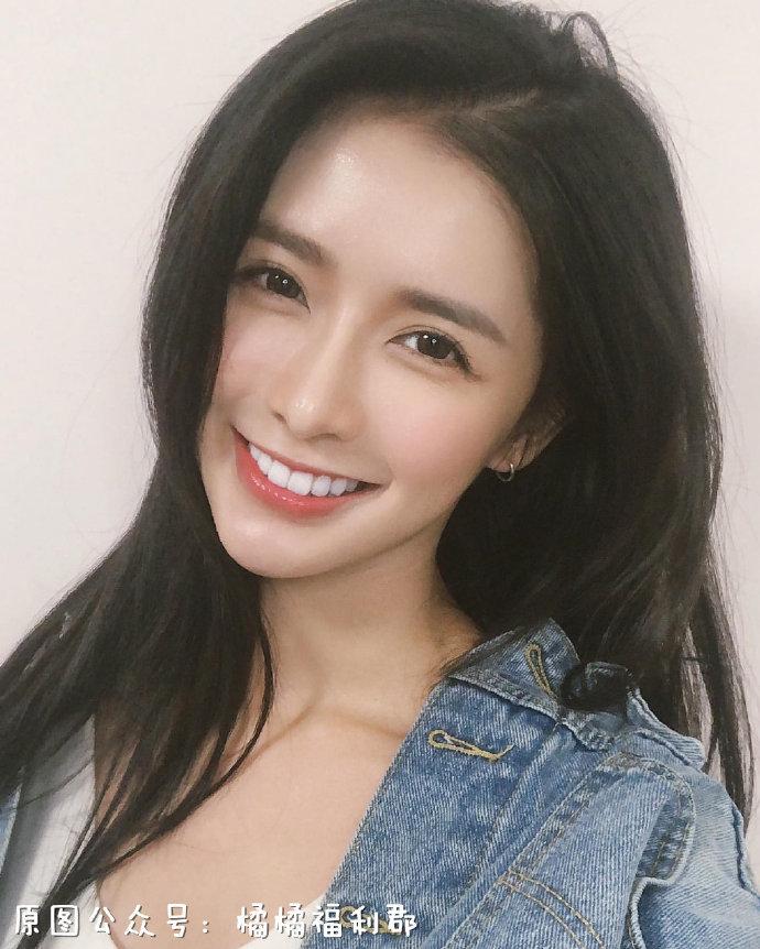 【金源平台ins美女】来自马来西亚的微笑女神蔡卓宜