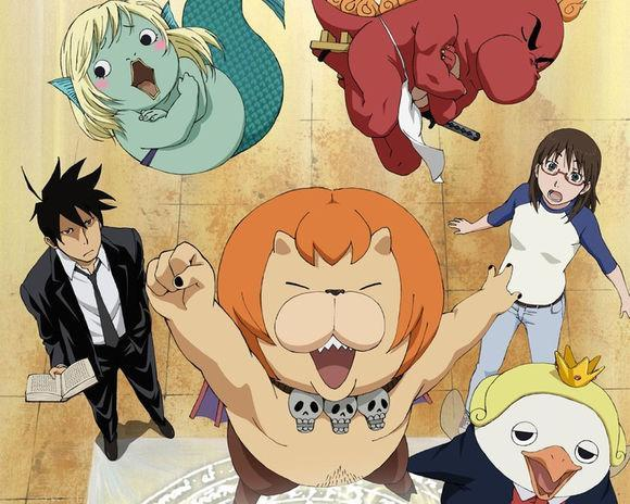 【动漫资源下载】日本知名动画《恶魔阿萨谢尔在召唤你》720P下载-四斋社