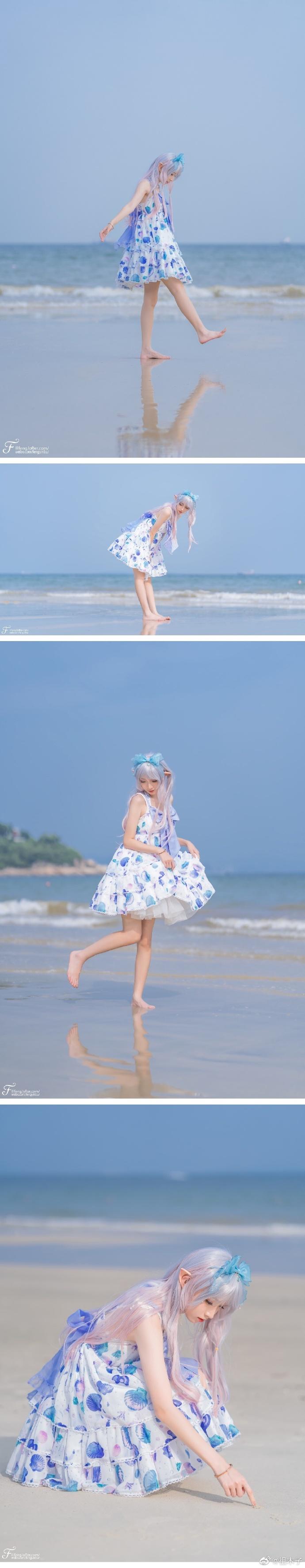 妹子图@祖木子 哪儿来的小妖精赶紧收走 妹子图 热图4