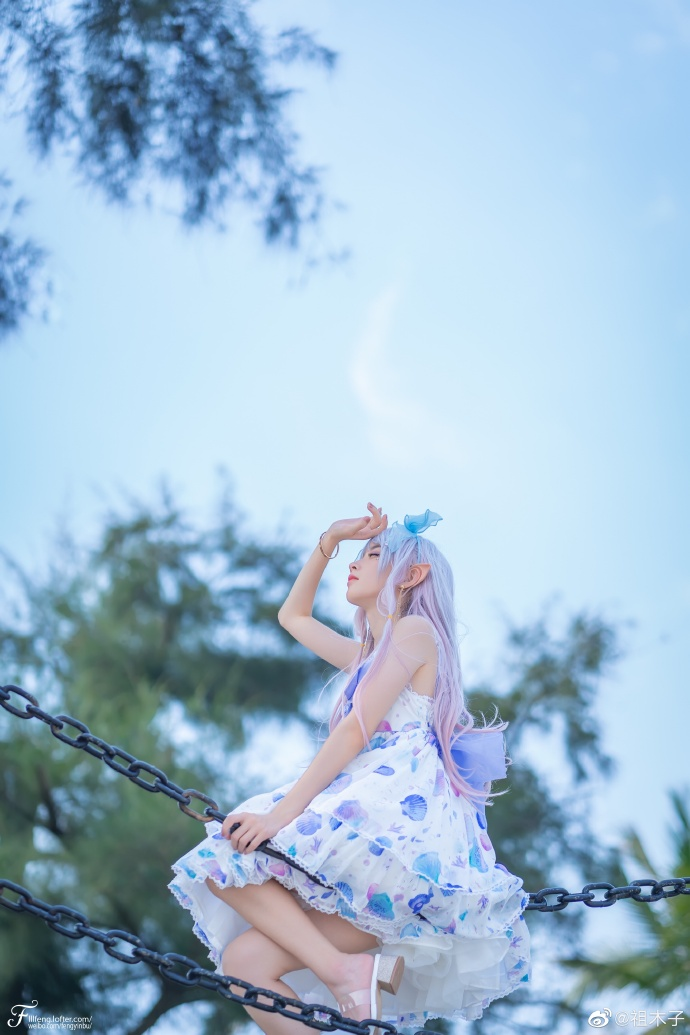 妹子圖@祖木子 哪兒來的小妖精趕緊收走 妹子圖 熱圖9
