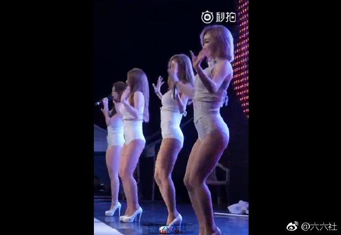 2018最新韩国**热舞,台下的观众快疯了 liuliushe.net六六社 第2张
