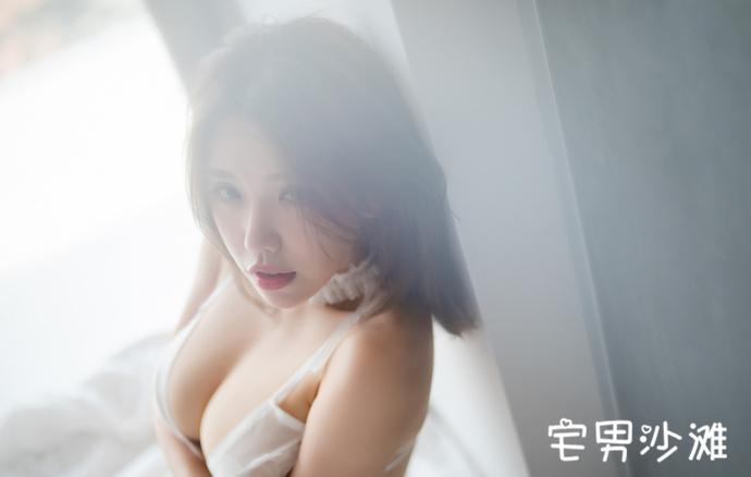 【妹子图】秀人网美女模特「黄楽然」,[XIAOYU语画界]2019.04.03 NO.047期福利写真