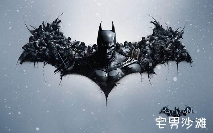 DC第一挂王蝙蝠侠开挂后连自己人都杀!