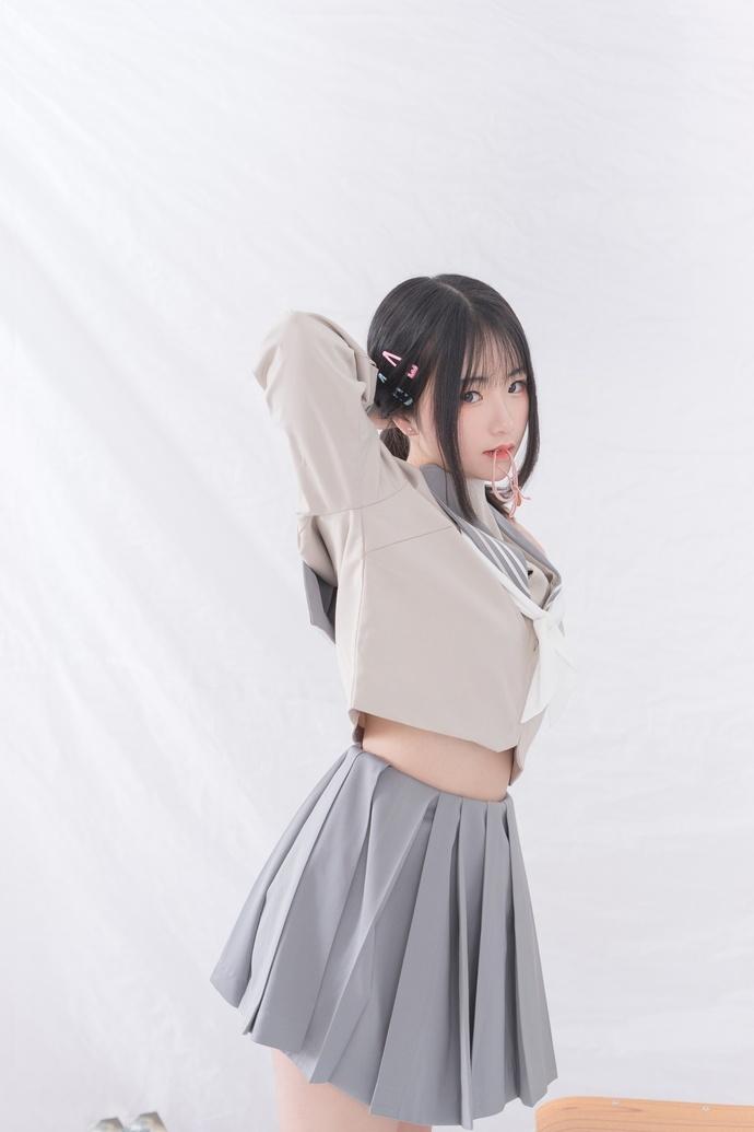 文静少女(41p) 兔玩映画