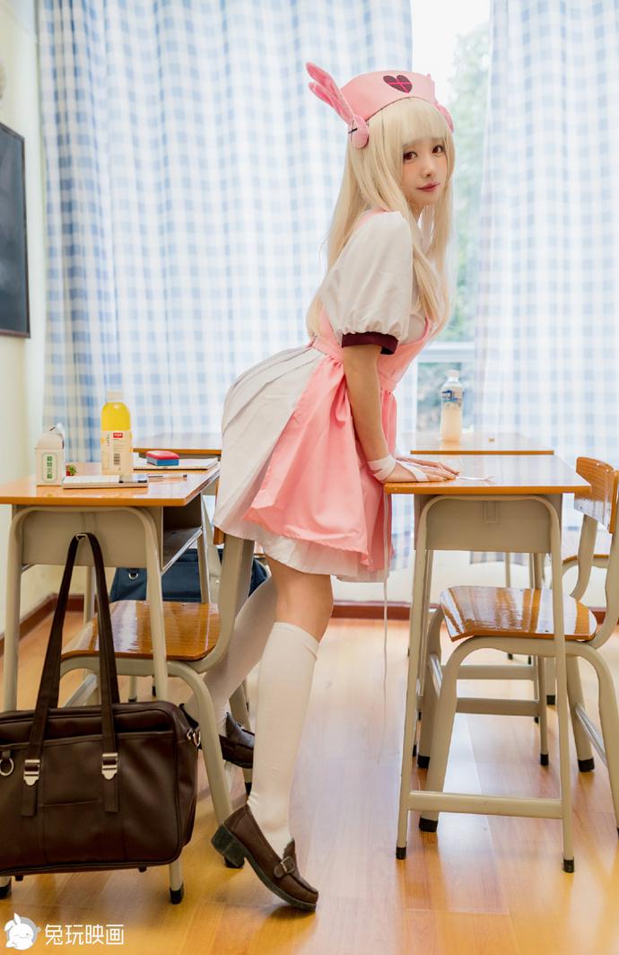 沙耶和爱宕兔女郎(39p) 兔玩映画