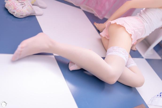 粉色闺房(40p) 兔玩映画