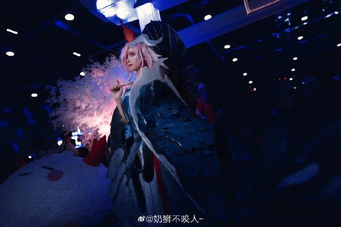 今日妹子图 20201012 微博cosplay**@奶狮不咬人 [附图包] liuliushe.net六六社 第14张