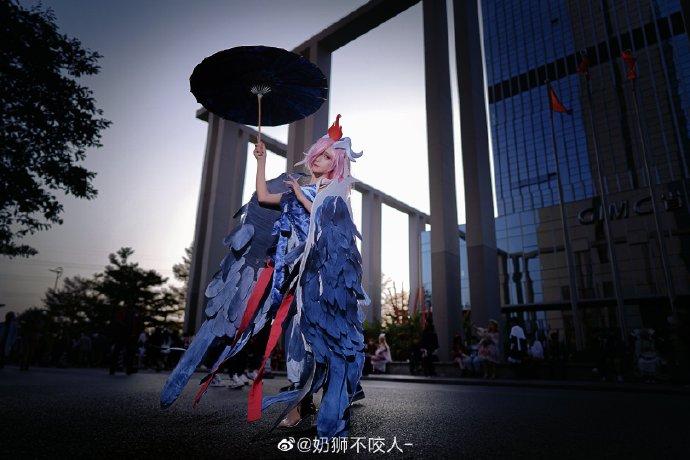 今日妹子图 20201012 微博cosplay**@奶狮不咬人 [附图包] liuliushe.net六六社 第15张