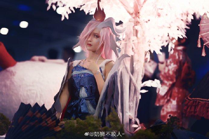 今日妹子图 20201012 微博cosplay**@奶狮不咬人 [附图包] liuliushe.net六六社 第13张
