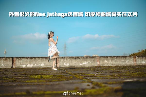 抖音很火的Nee Jathaga这首歌 印度神曲歌词实在太污 liuliushe.net六六社 第1张