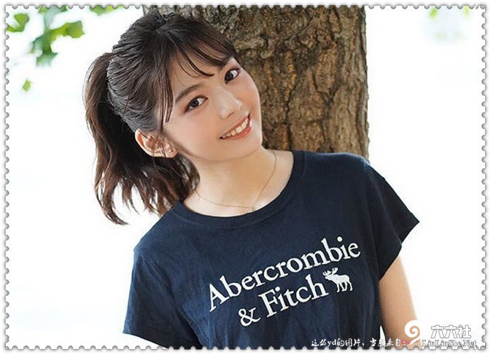 石川真衣获日本最可爱大一学生称号