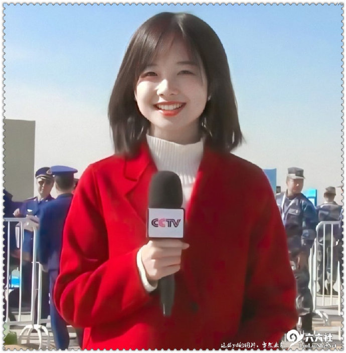 央视记者王冰冰 个人照片