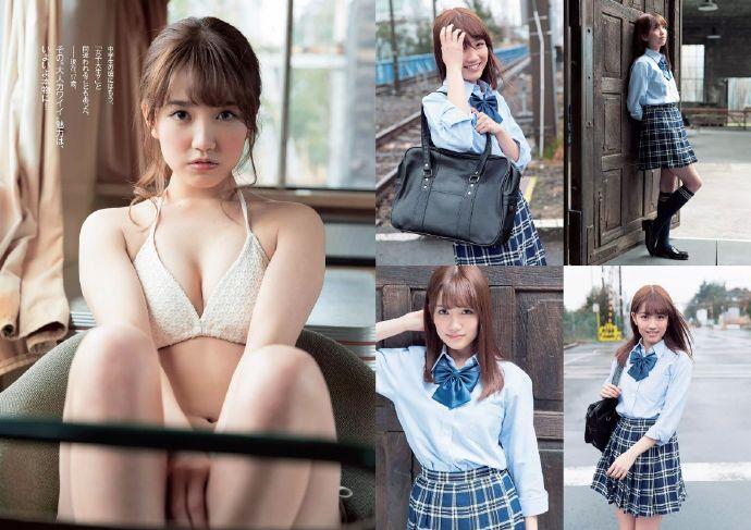 FANZA成人大赏颁奖后,获得优秀女演员奖的天使萌天使もえ反而不开心,水嶋杏美