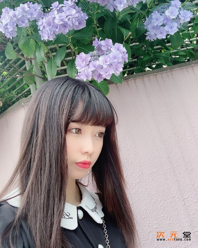 [Ryoko凉子]卡哇伊Cosplay高中女生插图(1)