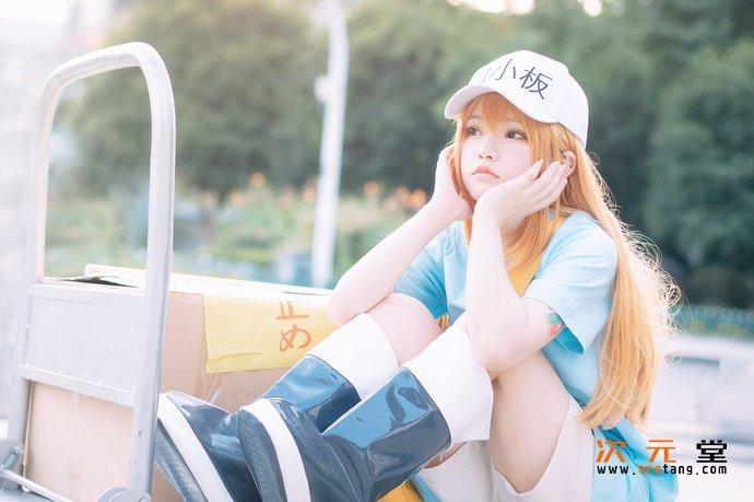 [coser六二二同学]cosplay神还原战斗天使阿丽塔插图(17)