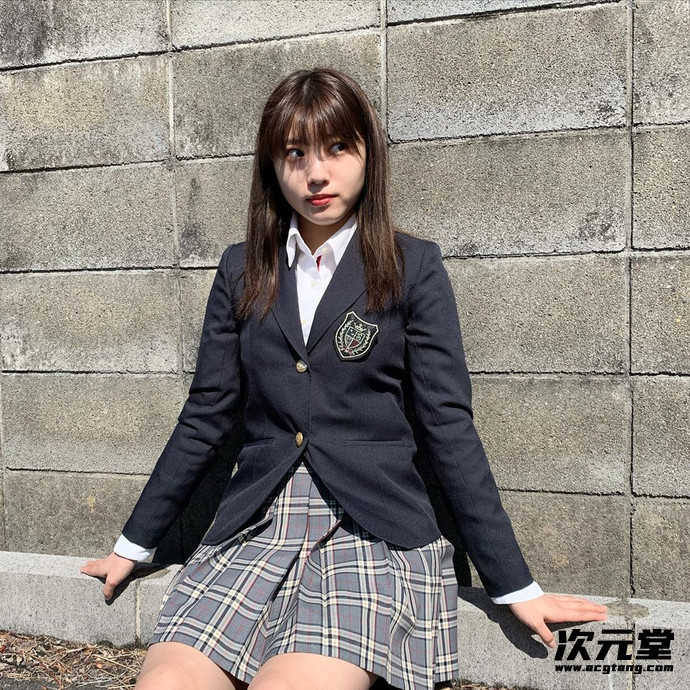 现役最强高中生偶像「古田爱理」青春活力尽情奔放插图2