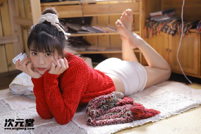 微博甜美妹子@梁小萌,真的是人如其名真的超萌!!插图8
