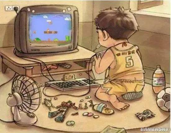 拼命、荒诞、贫穷……第一代网络游戏玩家与他们逝去的青春