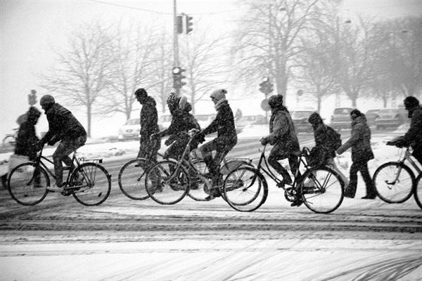 这个冬天 共享单车悄然去死……