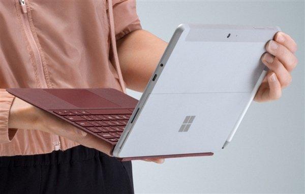 廉价的Surface Go相当成功:份额高居第四