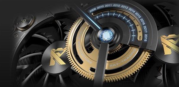 iGame RTX 2080 Ti九段卡皇设计揭秘:来自达芬奇的灵感