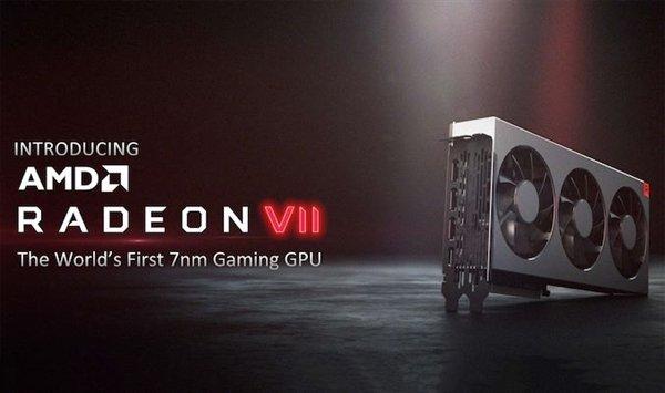 黄仁勋点评7nm Radeon VII平淡、没有光追:AMD回应