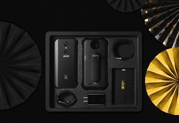 AGM发布手机AGM H1礼品版:3大实用功能 适合送父母