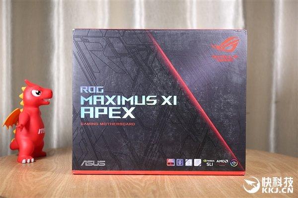 超频神板!华硕ROG Maximus XI Apex图赏