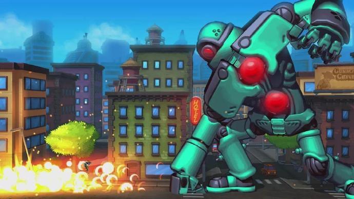 《机甲终结部队》评测:硬核的战斗流程,忽略了总体的游戏体验