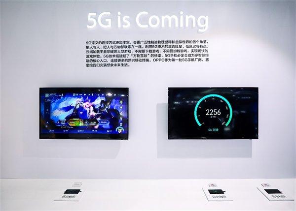 OPPO向联通交付Reno 5G版手机:1G电影实现秒传