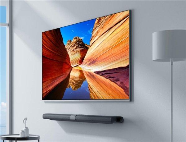 贴合式壁挂!65英寸小米壁画电视首卖日期公布